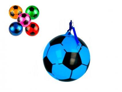 míč na elastickém pásu