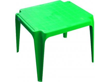 stoleček zelený