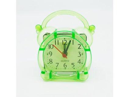 budík zelený