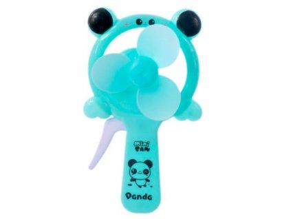 větrník panda modrý