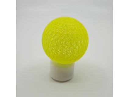 světýlko kulaté žluté
