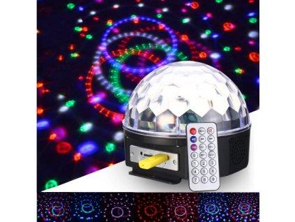 Led disko světlo