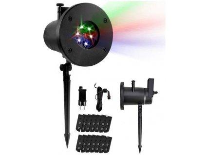 Venkovní projektor 1