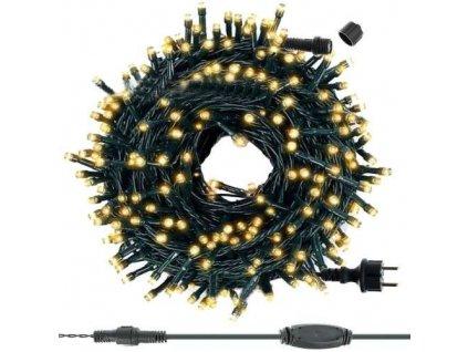 Vánoční osvětlení 200 LED 1