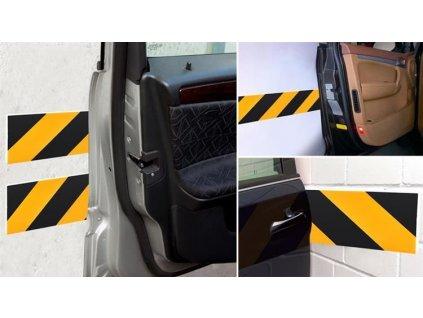 Ochrana dveří auta 5