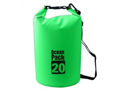 Ocean Pack 20L zelený