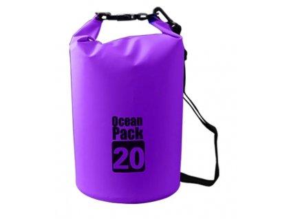 Ocean Pack 20L fialový