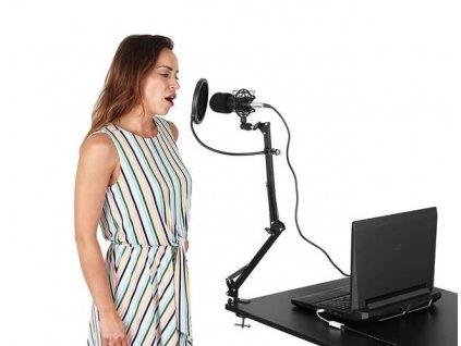 Profesionální studiový mikrofon 1