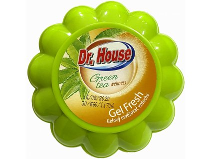 dr house gelovy osvezovac vzduchu vune zeleny caj 150 g