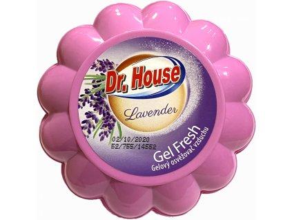 dr house gelovy osvezovac vzduchu vune levandule 150 g