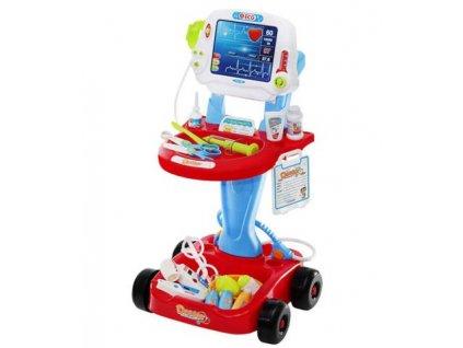 Lékařský vozík 1