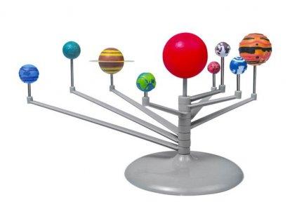 Model sluneční soustavy 1
