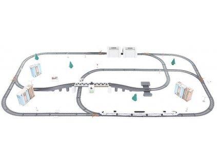 Vlaková trať 1