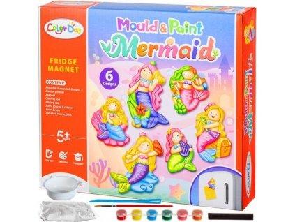 Sada na výrobu magnetů mořské panny 1