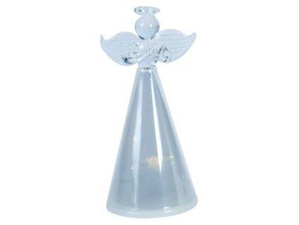 Skleneny andel s LED osvetlenim 11 cm