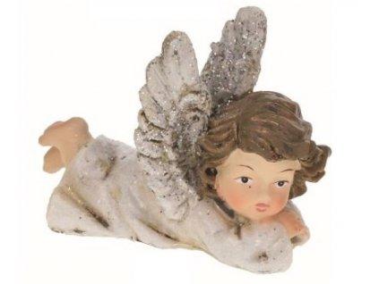 Anděl ležící