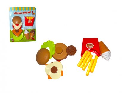 potraviny do dětské kuchyňky
