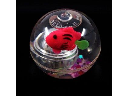 míček s rybou
