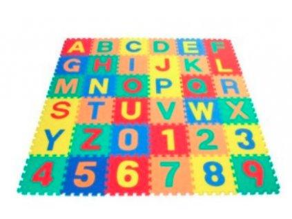 Pěnové puzzle 1