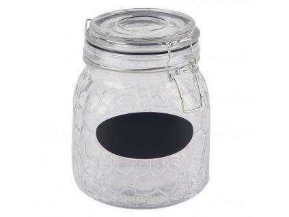 skleněná nádoba