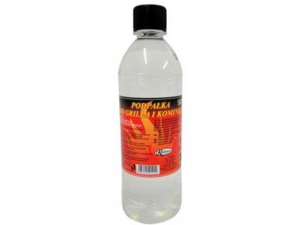 tekutý podpalovač