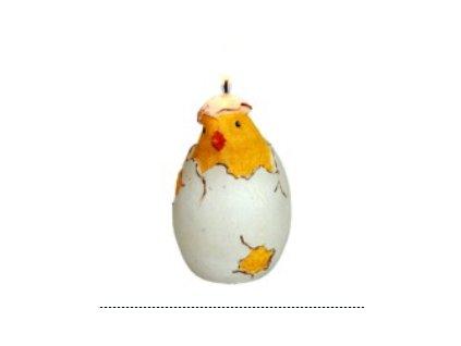 svíčka kuře