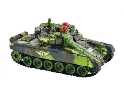 tanky na dálkové ovládání