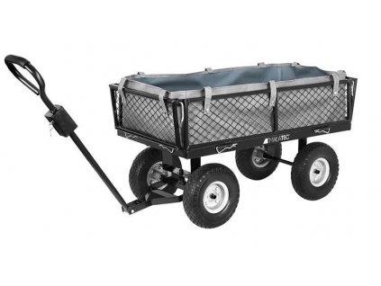 zahradní vozík nižší
