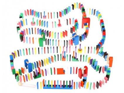 dřevěné domino 1