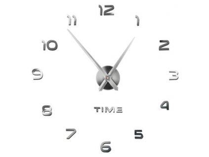 DIY nástěnné hodiny