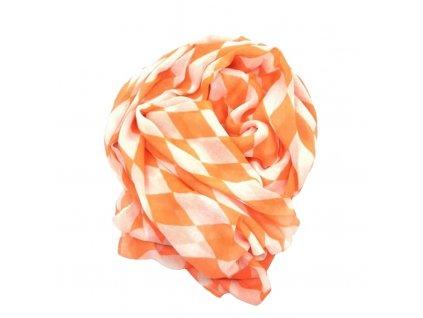 9623 1 satek neon oranzovy