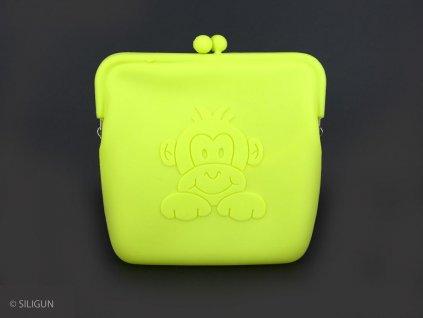 kabelka žlutá monkey