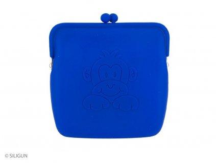 Kabelka modrá monkey