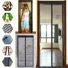 Síť do dveří proti hmyzu magnetická 100 x 210 cm