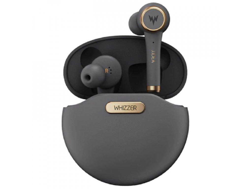 Bezdrátová sluchátka / FlowMe Whizzer TP1 / Černé