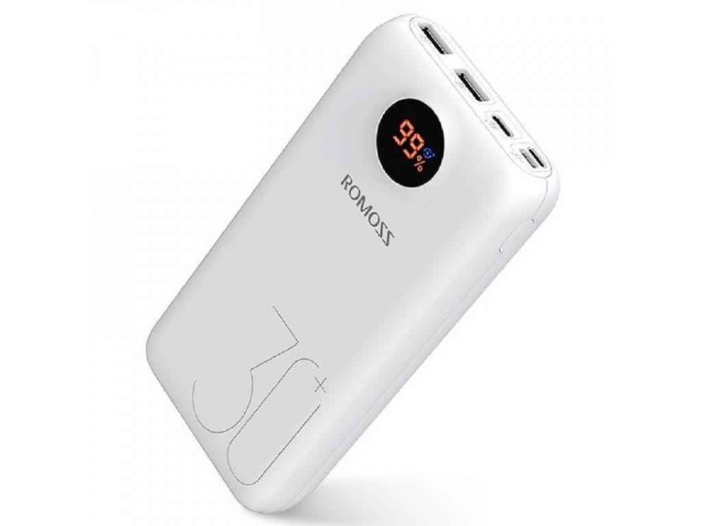 Power Banka Romos SW30 Pro / 30.000mAh / QC 3.0 s výkonem 18W