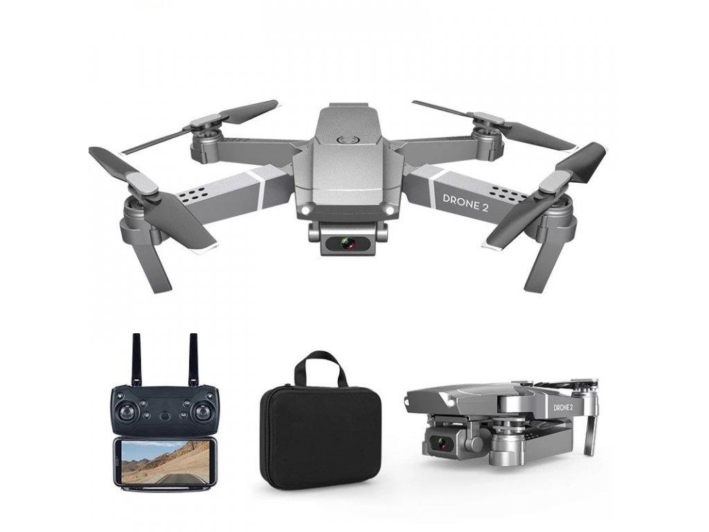 Dron Visu X68Pro / 4K kamera / WiFi / dálkové ovládání / baterie 800mAh