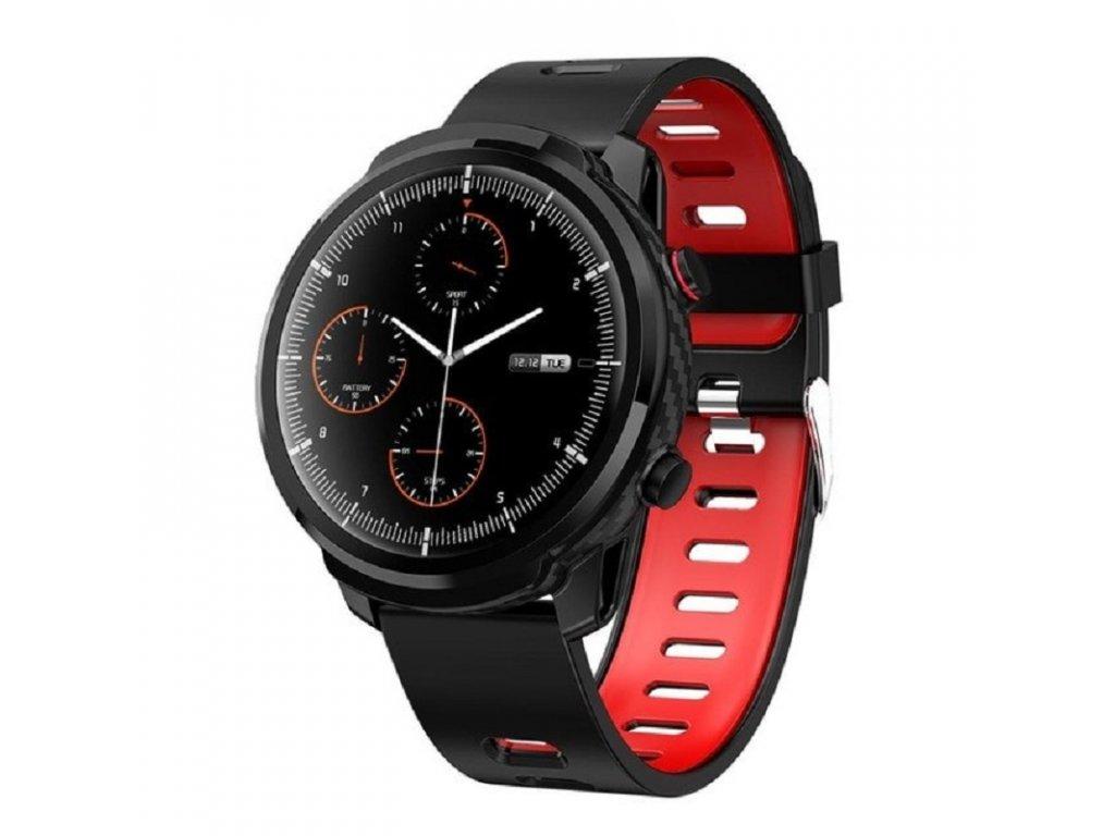 Chytré hodinky / G-Watch G20 / Červená - černá