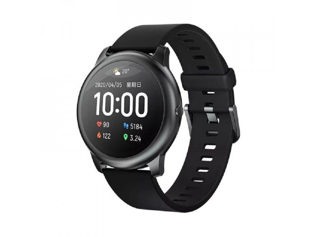 Chytré hodinky / Haylou SolarLS05 / černé