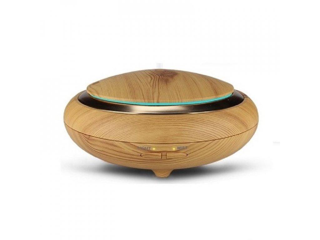 Aroma difuzér / FlowMe Essense / světlé dřevo / objem 150ml