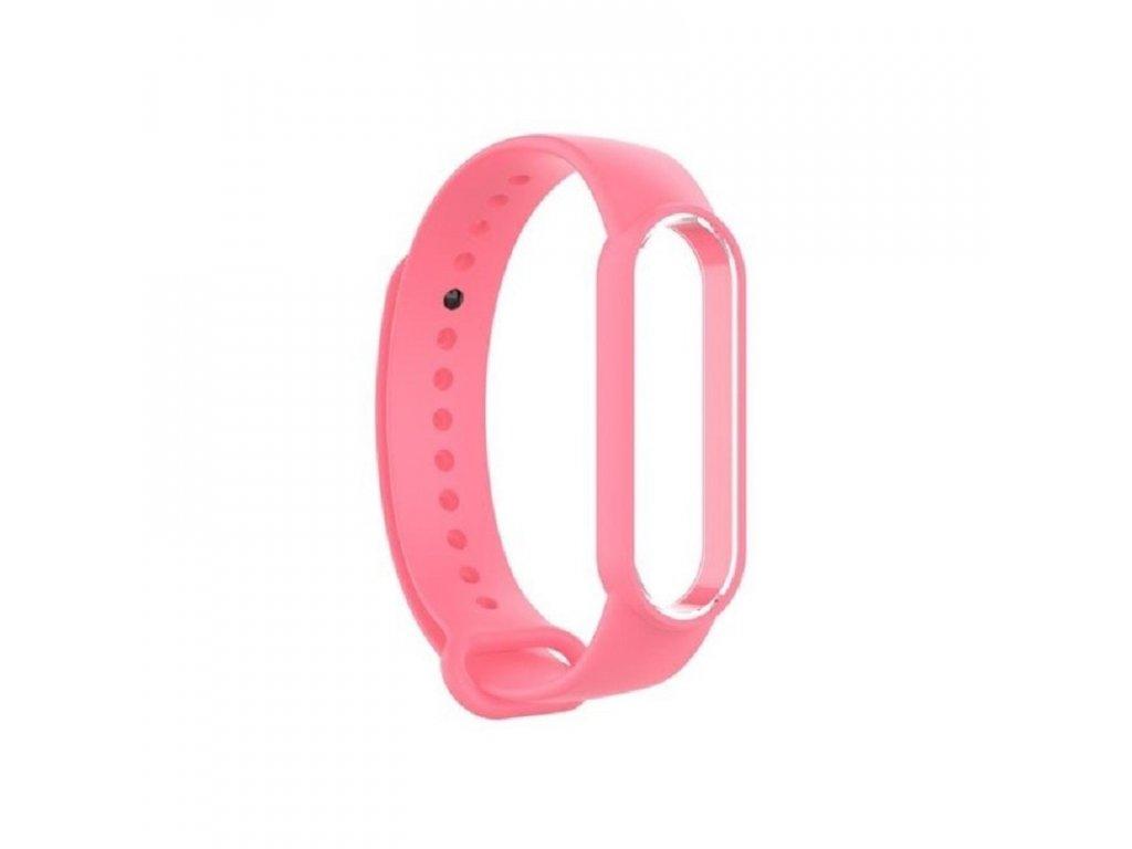Náramek / Xiaomi My band 5 / růžový