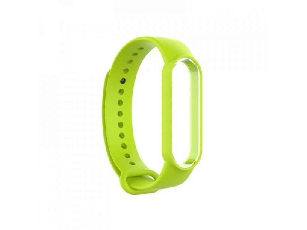 Náramek / Xiaomi My band 5 / neo zelený