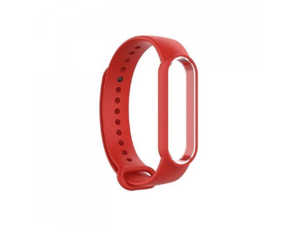 Náramek / Xiaomi My band 5 / červená