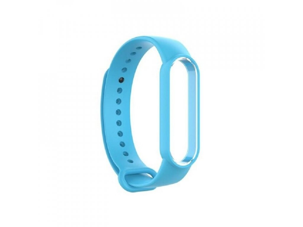 Náramek / Xiaomi My band 5 / světle modrá