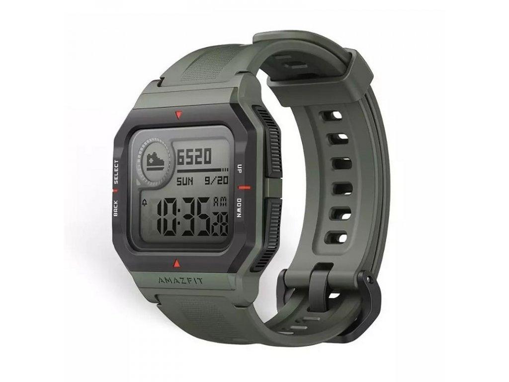Chytré hodinky / Amazfit Neo / Green