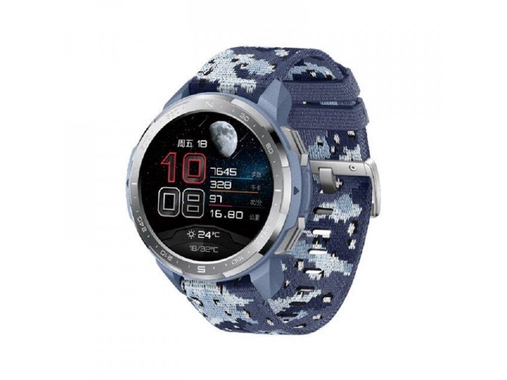 Chytré hodinky / Honor Watch GS Pro (Kanon-B19A) / Camo Blue