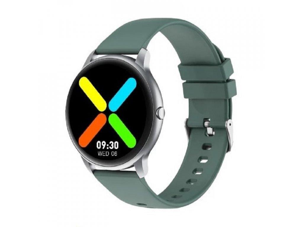 Chytré hodinky / Xiaomi IMILAB KW66 / zelené