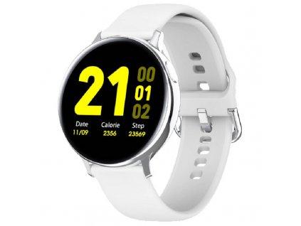Chytré hodinky / Xfit F20 Pro / bílé