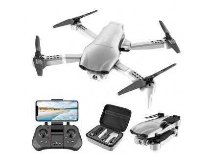 Dron Visu F3 5GPro / 4K kamera / WiFi / GPS / 3x baterie