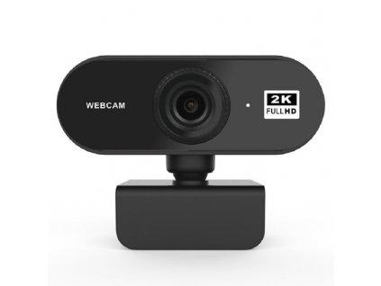 USB Webkamera / Weblite-OX8 / černá / FULL HD 2K
